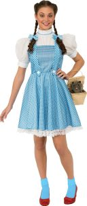 The Wizard of Oz Dorothy Adult Women's Costume