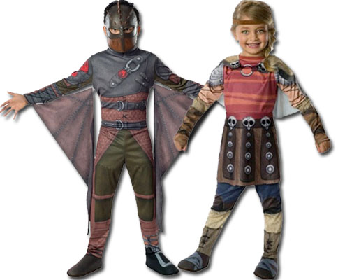 Be part of the adventure in your own hiccup or astrid costume how to train your dragon costumes ccuart Image collections