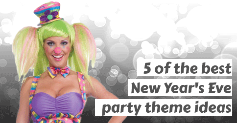 5 of the Best New Year's Eve Party Theme Ideas | Costume ...