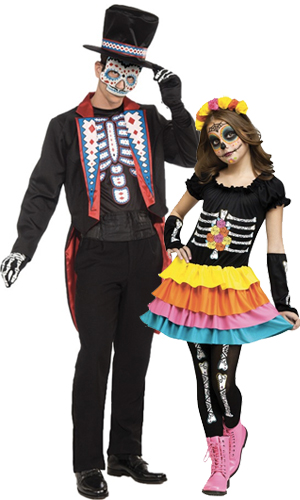 Day of the Dead Costumes Take Off in Australia | Costume ...