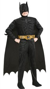 Batman Dark Knight Deluxe Muscle Chest Child Costume