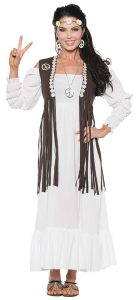 Earth Hippie Adult Costume