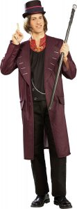 Charlie and the Chocolate Factory Willy Wonka Adult Costume