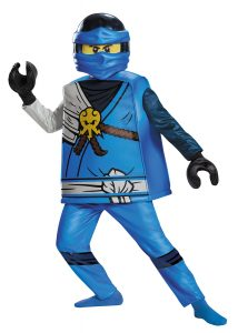 Lego Ninjago - Jay Deluxe Child Costume
