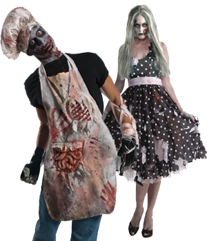 Zombie Costume Ideas for a Memorable Halloween