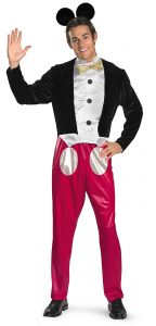 Disney Mickey Mouse Adult Costume XL