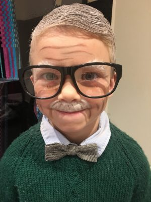Dress Up Your Child for 100 Days of School