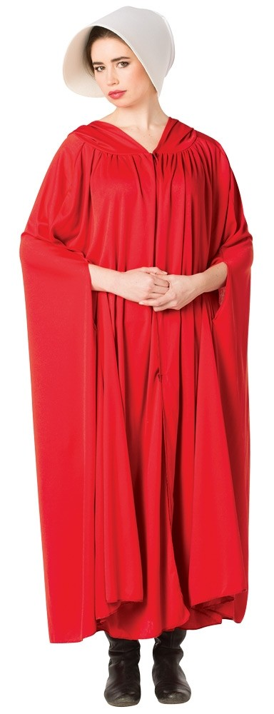 The Handmaid's Tale Red Fertility Cloak