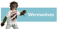 Werewolf Halloween costume ideas