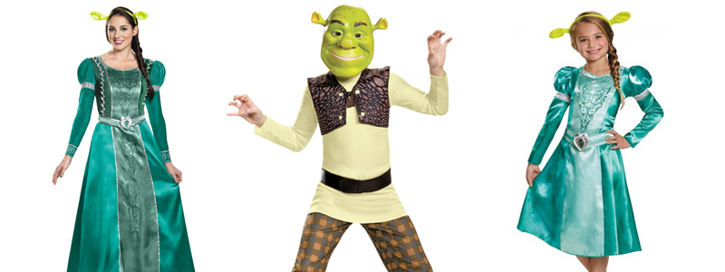 Shrek The Musical In Australia Costume Party Ideas