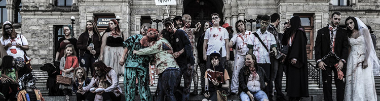 Halloween 2019 Costume Ideas Group.Get Your Zombie Walk On For Halloween 2019 Costume