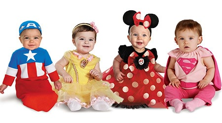 Book Week costumes for infants