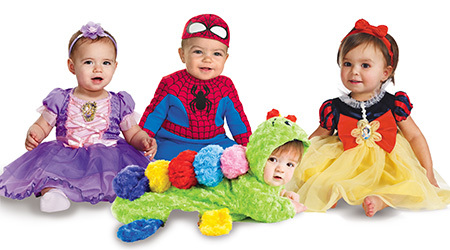Book Week Infant costumes
