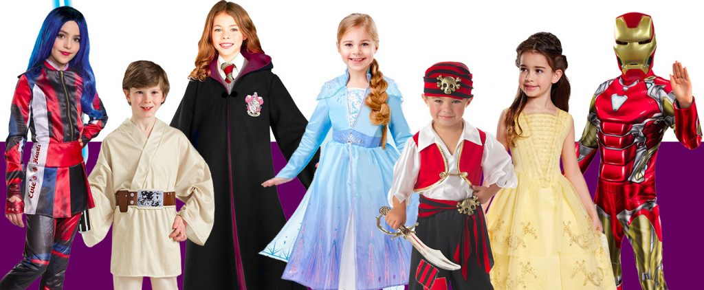 kids costume party online